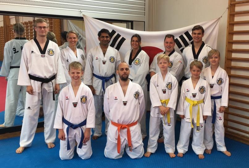 brande taekwondo klub